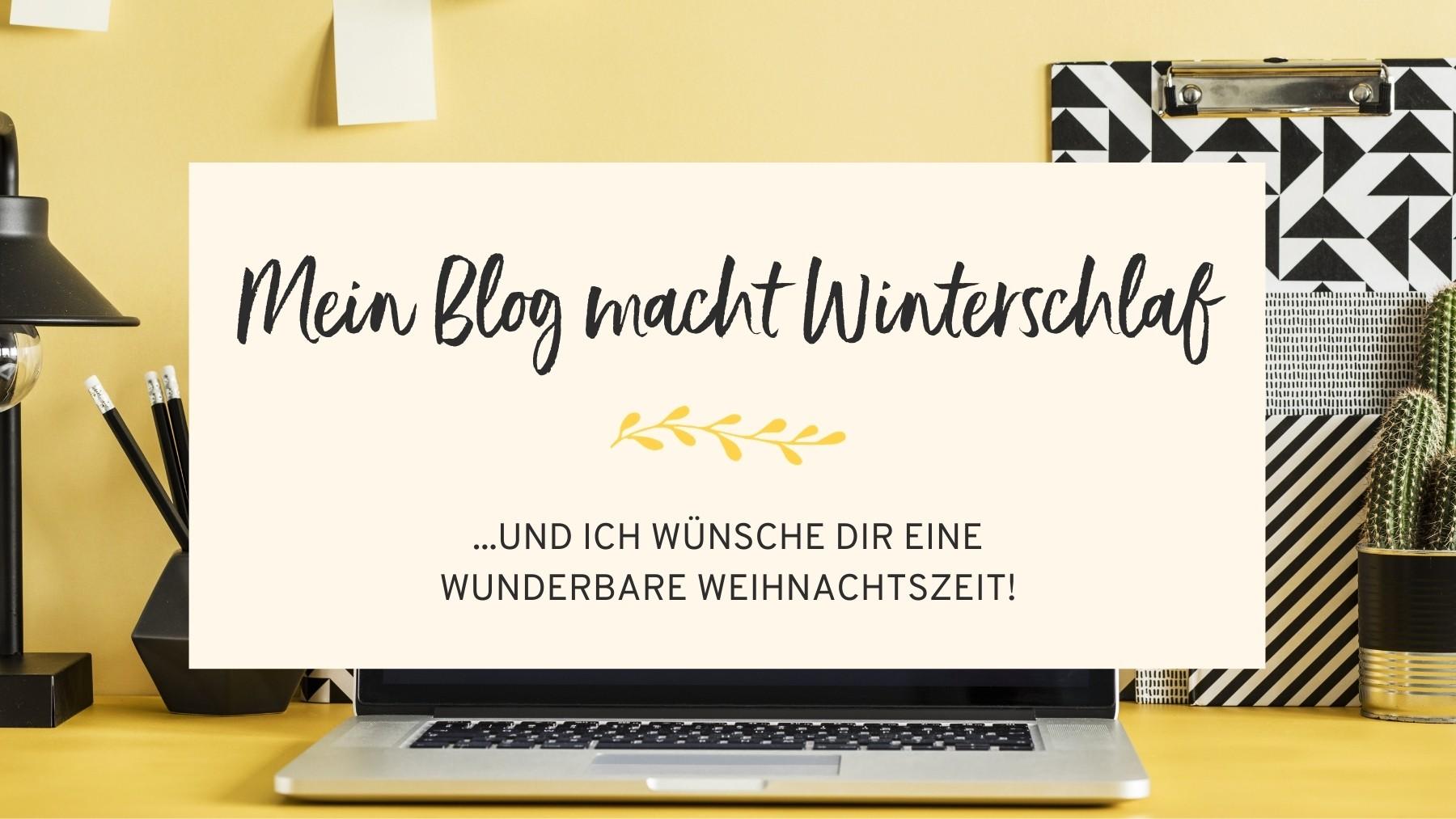 Rueckblick Jahr 2020 (Mein Blog macht Winterschlaf)